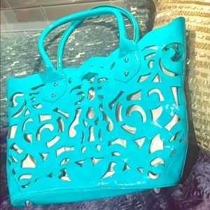 ☀️PERFECT SUMMER TOTE- Laser Cut Out Detail☀️